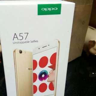 OPPO A57 全新 超強自拍手機 自售 可小議 #好物任你換