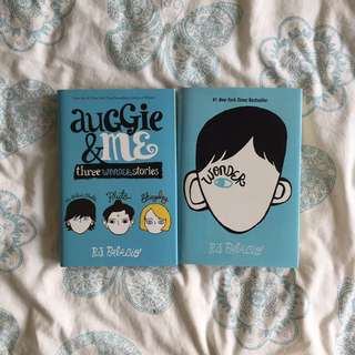 BRAND NEW Wonder Series By R.J. Palacio