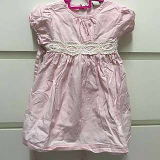 PRELOVED BABY PONEY dress