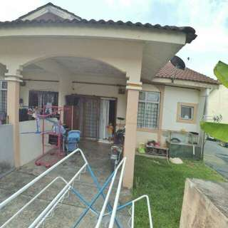 End Lot Single Storey Terrace Kota Warisan