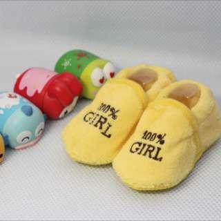 舒適柔軟BB學行鞋,適合6個月至1歲