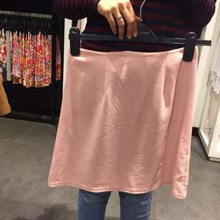 NEW! Newlook pink skirt (size 8/36) tag price 299.900