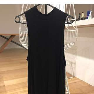All about eve dress black