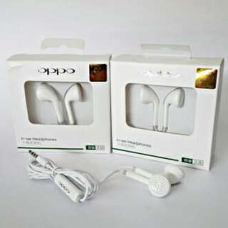 Handsfree oppo ori / Headset Oppo original