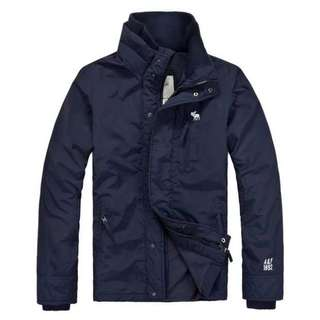 Abercrombie and Fitch creek jacket