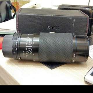 SIGMA 75-300mm f4-5.6 for NIKON