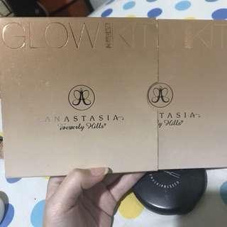Anastasia Beverly Hills Glow kit #sum dipped