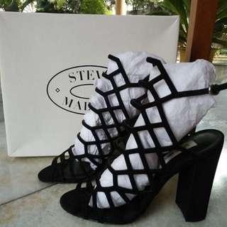 Steve Madden Black Heels