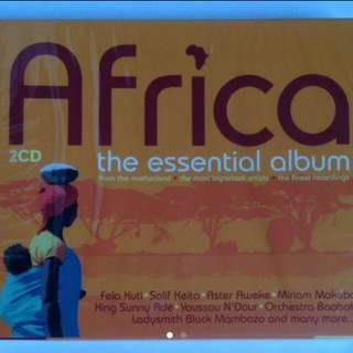 Africa - The Essential Album ( 2 CD )