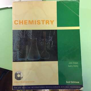 chemistry 3rd edition ib international baccalaureate diploma textbook study guide