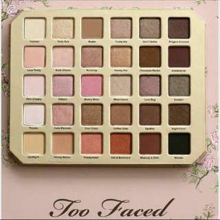 Too Faced-Natural Love Eyeshadow palette