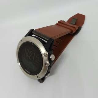 Garmin fenix 5x 3 leather strap