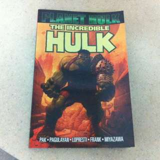 Planet Hulk Complete Tpb Marvel Comics