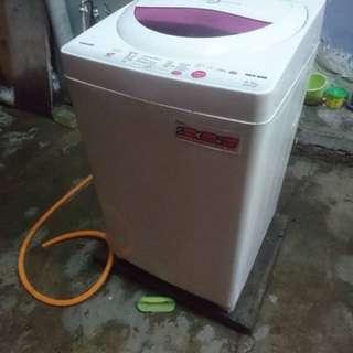 Washer Washing Machine Mesin Basuh Toshiba 6.5KG