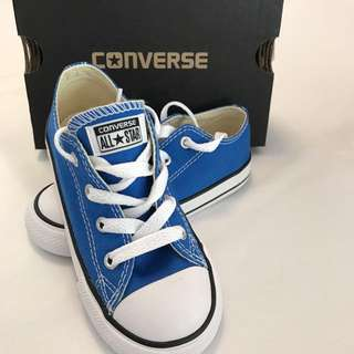 NEW CONVERSE Chuck Taylor All Star Blue size US 9