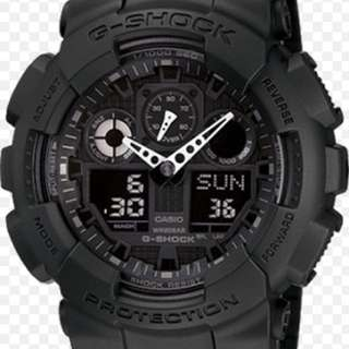 Origional G-Shock watch(no pickup free shipping only)