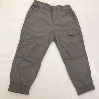 NEW COUNTRY ROAD Boys Grey Pants Size 2