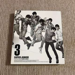 Super Junior - Sorry Sorry 3rd album