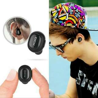 QCY Q26 Motorcycle Rider Invisible Bluetooth Earphone
