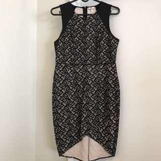 TOKITO Black dress Size 14