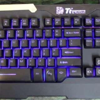 Tt esports keyboard