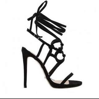 Tony Bianco Black Heels-Brand New