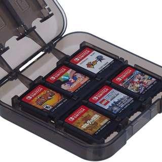 24 Slots Nintendo Switch Game Cartridge Case