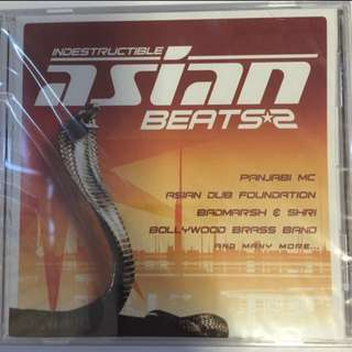 Indestructible Asian Beats 2 ( CD )