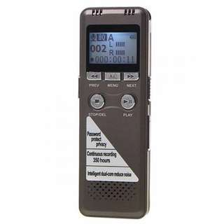 GH-700 Digital Voice Recorder with MP3 8GB