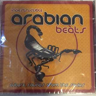 Indestructible Arabian Beats ( CD )