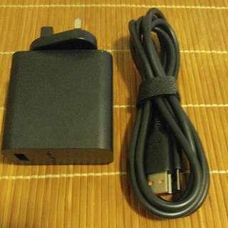 Lenovo USB 20V PD Adaptor 原廠火牛 充電器