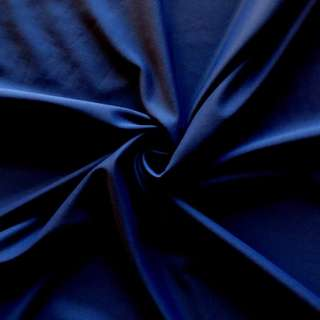 Jersey Knit Fabric Dark Navy blue