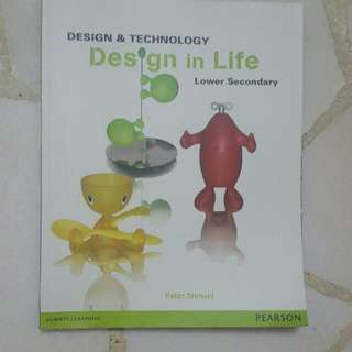 Lower Secondary design & Technology Textbook