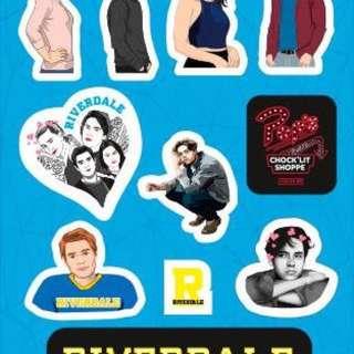 [Riverdale] WATERPROOF STICKERS