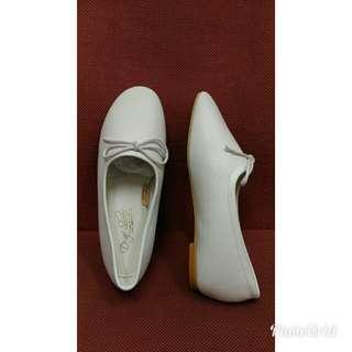全新size 22.5 - 超可愛正韓平底鞋