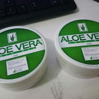 2 Aloe vera cold wax