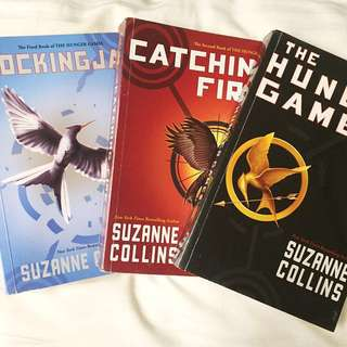 Hunger Games Softbound Complete