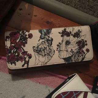 Groot loungefly collectors wallet