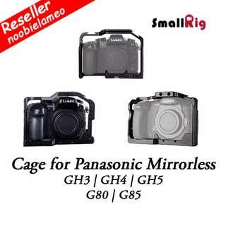 SmallRig Cage (Panasonic Mirrorless) [In Stock - Oct 2018]