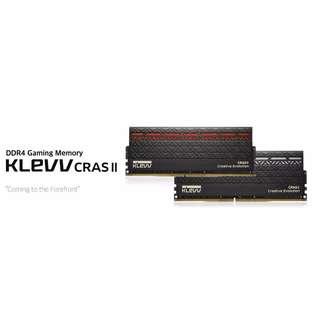 KLEVV CRAS II DDR4 Gaming RAMs