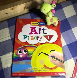 Perfect Match Art Primary 1