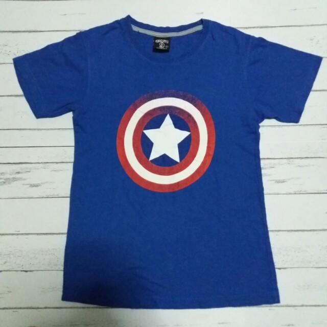 3 for 100 Captain America Shirt
