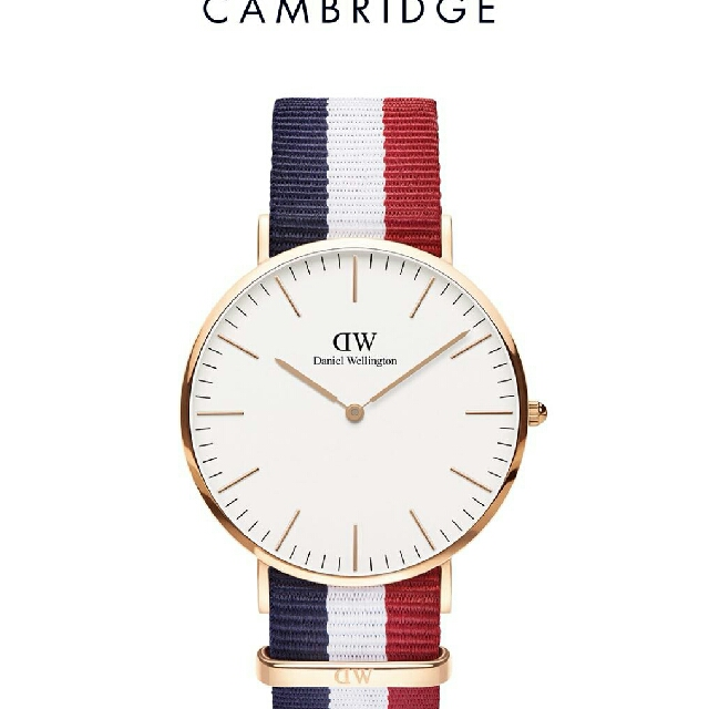 DANIEL WELLINGTON ORIGINAL Mens Fashion Watches On Carousell