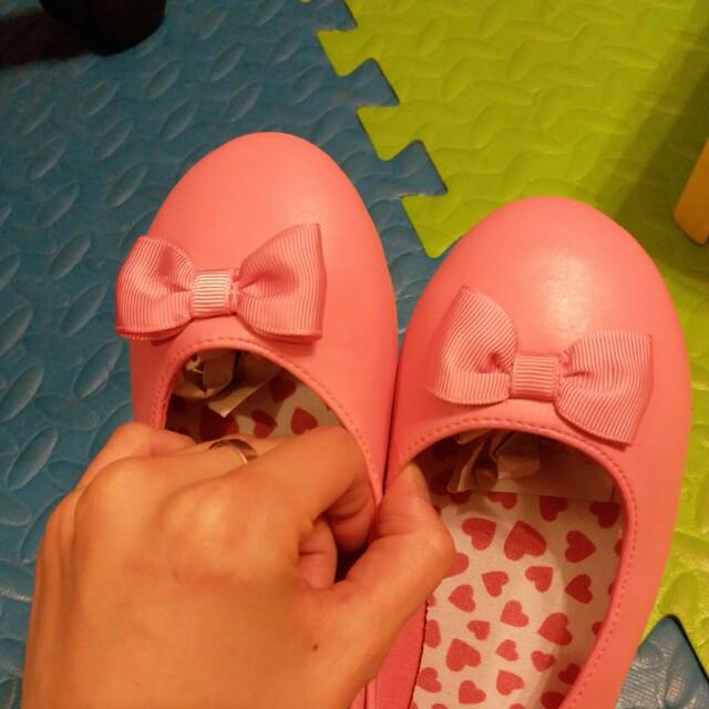 法國Kiabi 公主蝴蝶女童鞋 (33)