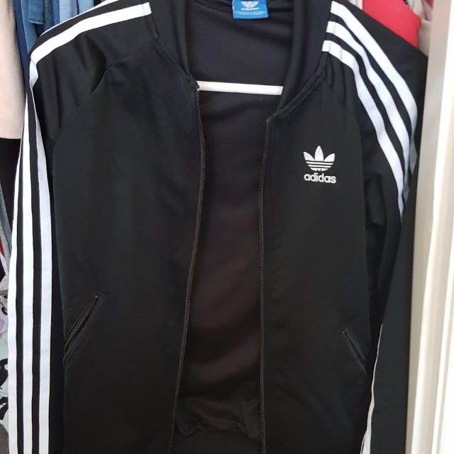 Adidas original track jacket size 6