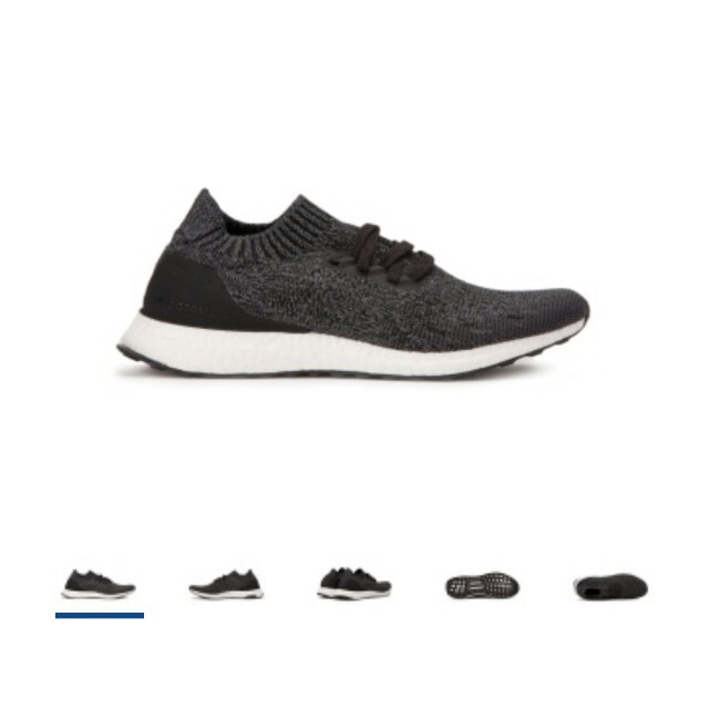 on sale 9c44a a3c0a ADIDAS ULTRABOOST UNCAGED BY2551 (Black/White)
