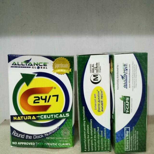 (Authentic) Alliance C247