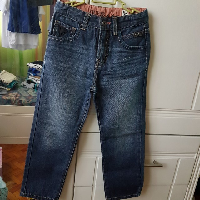 Authentic Guess Pants for Kids