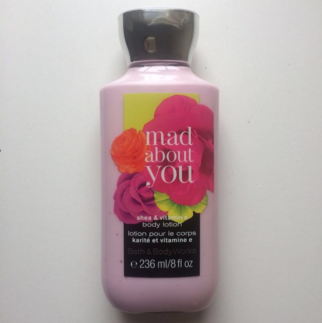 Bath & Body Works (Mad About You) Body Lotion