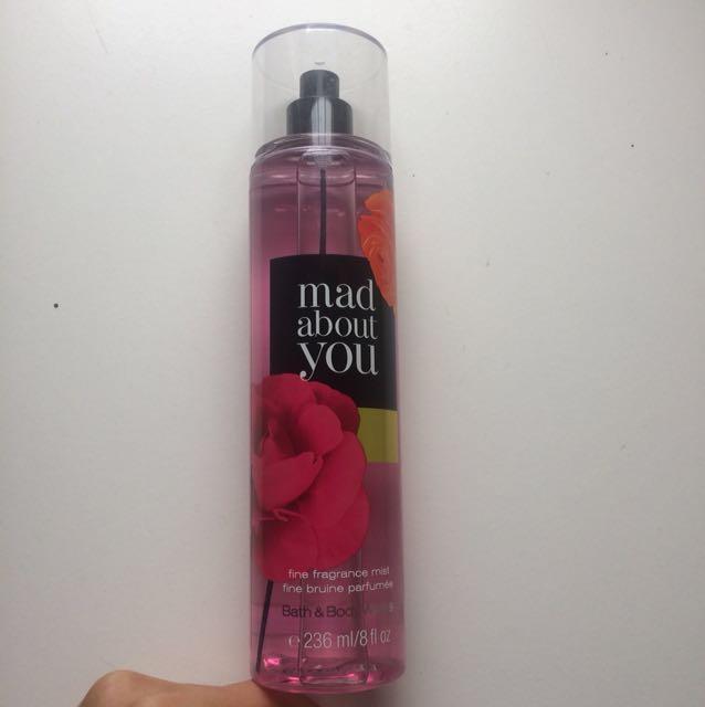 Bath & Body Works (Mad About You) Fragrance Mist